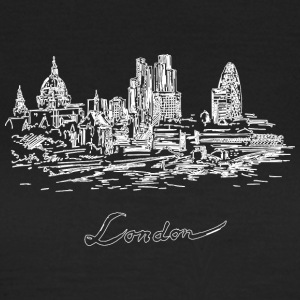 London City - Reino Unido - Camiseta mujer