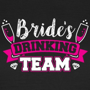 JGA - BRIDE Drinking Team - T-skjorte for kvinner