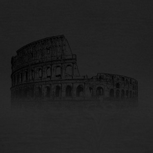 Around The World: Colosseum - Rom - T-shirt dam
