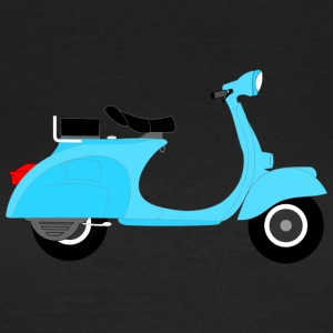 Vespa moped - Women's T-Shirt