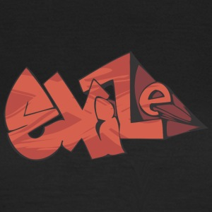 exize graffiti - Women's T-Shirt
