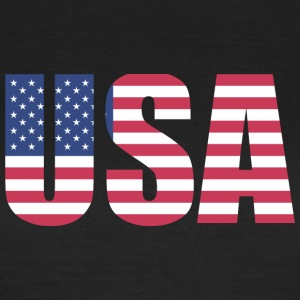 United States of America - T-shirt dam