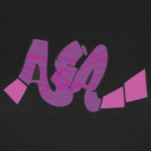 aia graffiti - Women's T-Shirt