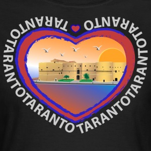 Aragonese Castle in Taranto - Women's T-Shirt