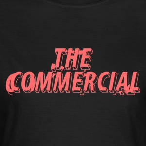 The Commercial Design #1 (Salmon - Women's T-Shirt
