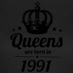 Queen 1991 - Frauen T-Shirt