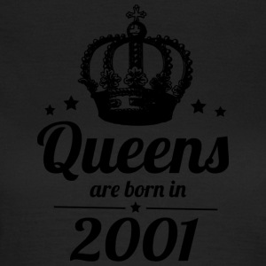 Queens 2001 - Women's T-Shirt
