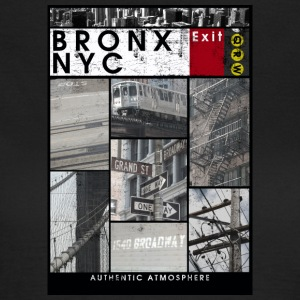 Bronx Nyc - Frauen T-Shirt