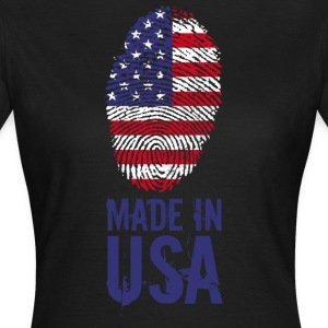 Made in USA / Made in USA Amérique - T-shirt Femme