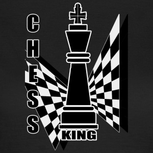 Chess King - Dame-T-shirt