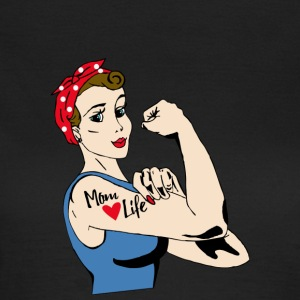 PROUD MOM COLLECTION - Frauen T-Shirt