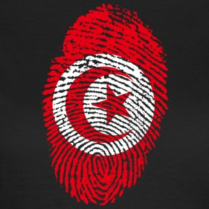Tunisia fingerprint - Women's T-Shirt
