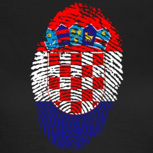 CROATIA 4 EVER COLLECTION - Frauen T-Shirt