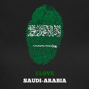 I Love Saudi-Arabia - Frauen T-Shirt
