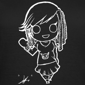 Djennifer Chibi - Women's T-Shirt