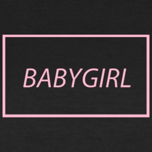 babygirl - Women's T-Shirt