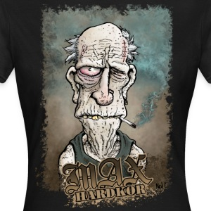 Old Max Hardkor - Women's T-Shirt