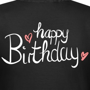 HAPPY BIRTHDAY - T-shirt Femme