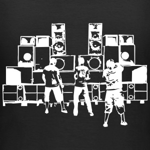 sound system - Women's T-Shirt
