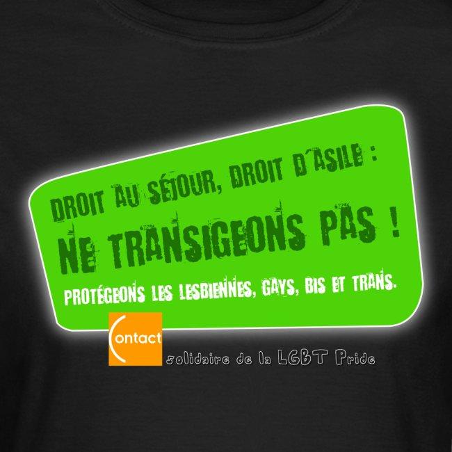 LGBT Pride Lyon 2010 - Droit d'asile