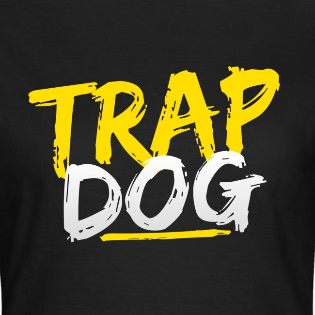TrapDogLogo Transparent