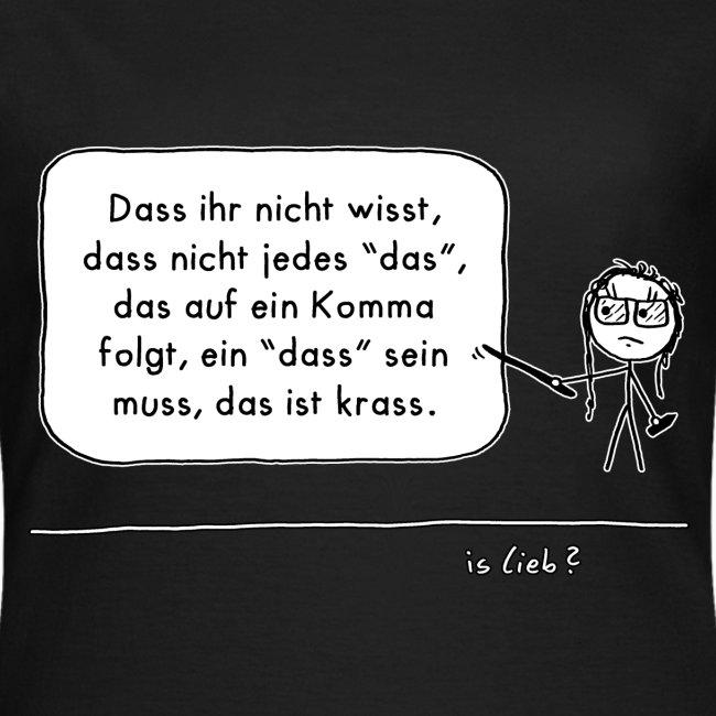 Das / Dass