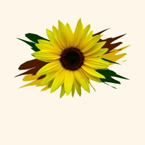 Sonnenblume, Sonnenblumen, Blume, floral, blumig - Frauen T-Shirt
