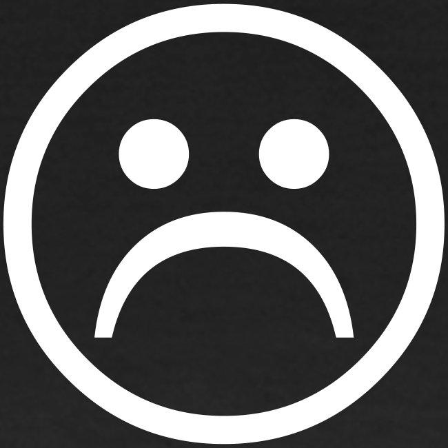 Sad face shirt
