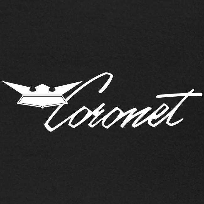 coronet emblem white png