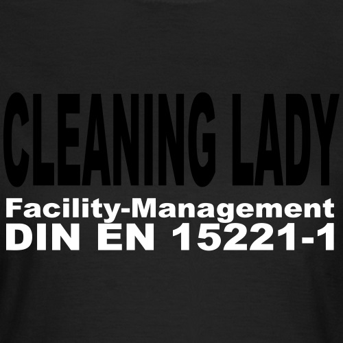 Putzfrau 2 - Frauen T-Shirt