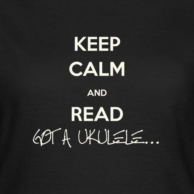 Got A Ukulele Keep Calm