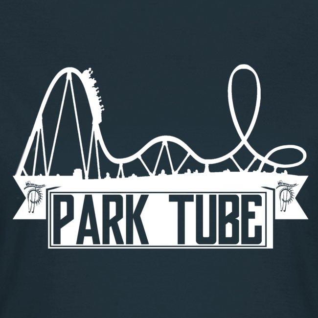 ParkTube Banner mit Achterbahn