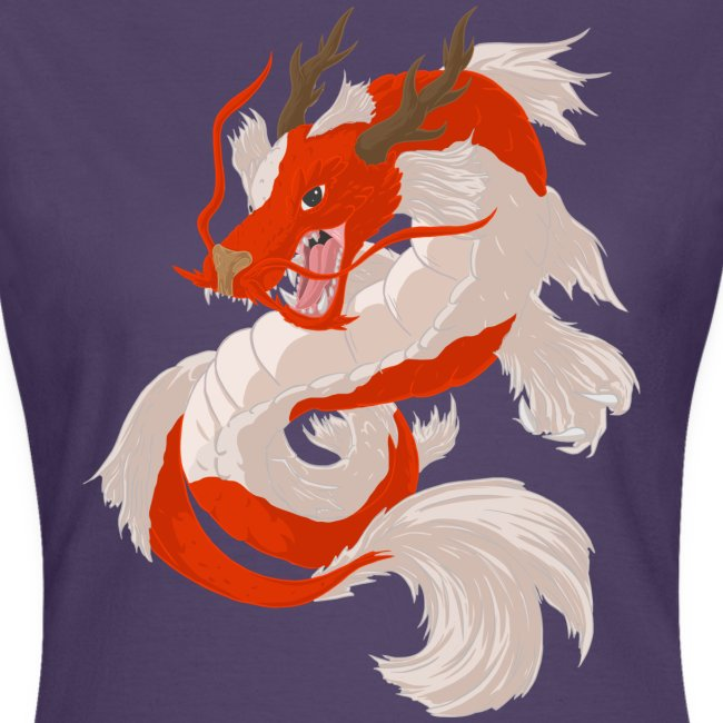 Dragon koi