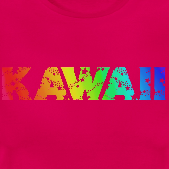 Kawaii rainbow