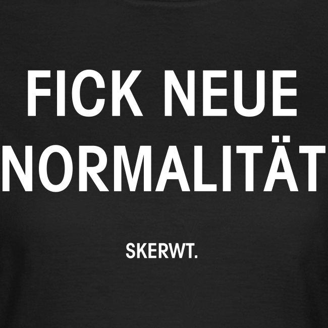 Fick neue Normalität