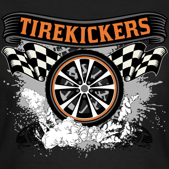 Tirekickers – Wheel ans Racing Flags