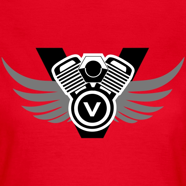 V is my favorite letter - Twin Motor