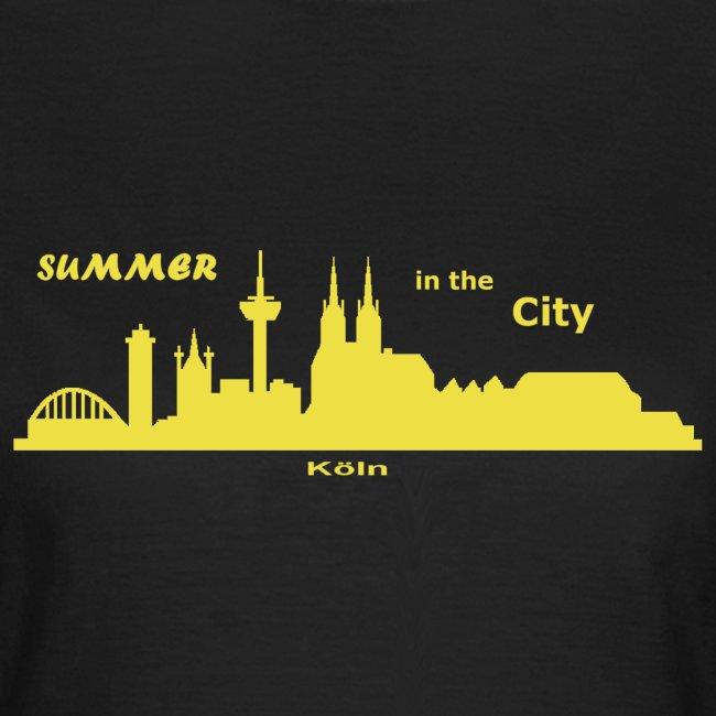 Köln City Sommer