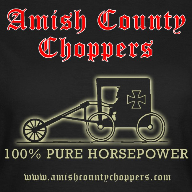 Amish County Choppers Horsepower