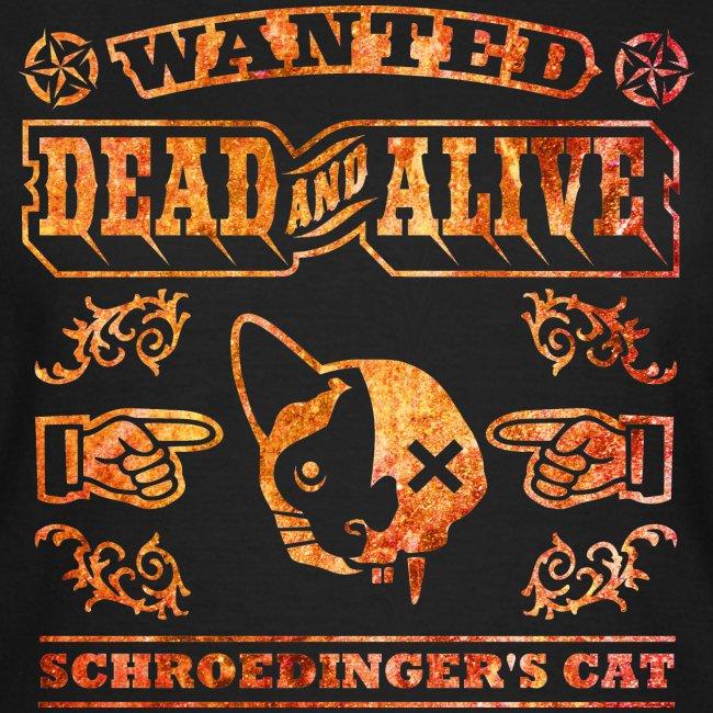 Schrödingers Katze, distressed