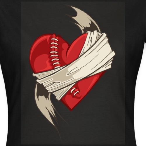brokenheart - Frauen T-Shirt