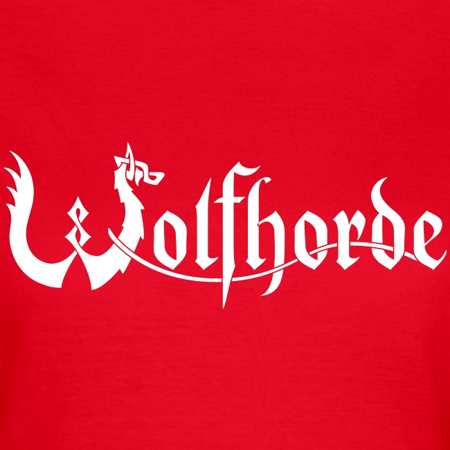 wolfhorde vector black