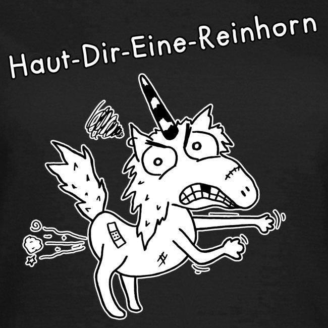 Haut-Dir-Eine-Reinhorn
