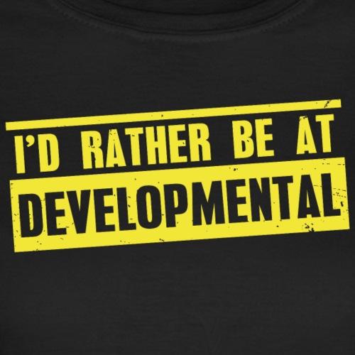 Developmental PNG - Women's T-Shirt