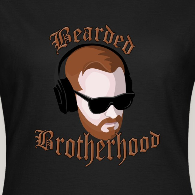 The Bearded Brotherhood w/ Text