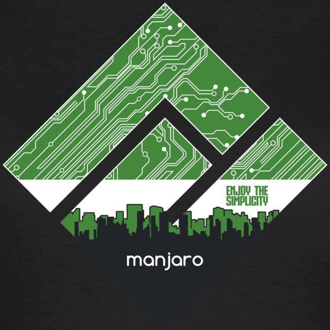 Manjaro Circuit Logo v3