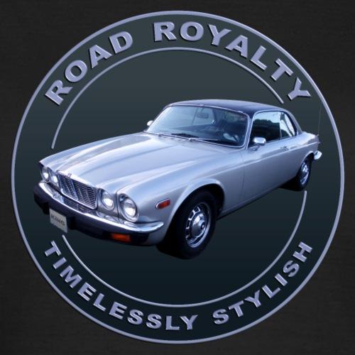 Road royalty, timelessly stylish - Vrouwen T-shirt