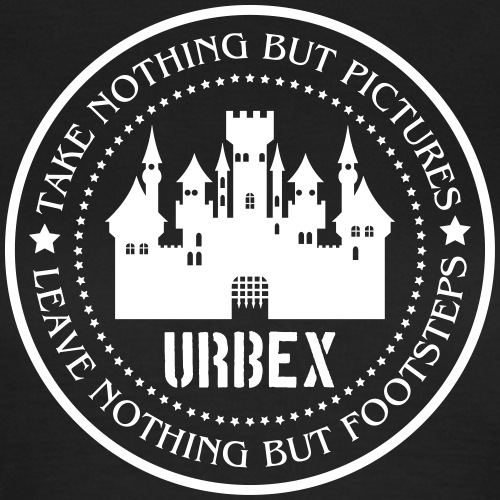 UrbEx - Leave nothing but footprints - Women's T-Shirt