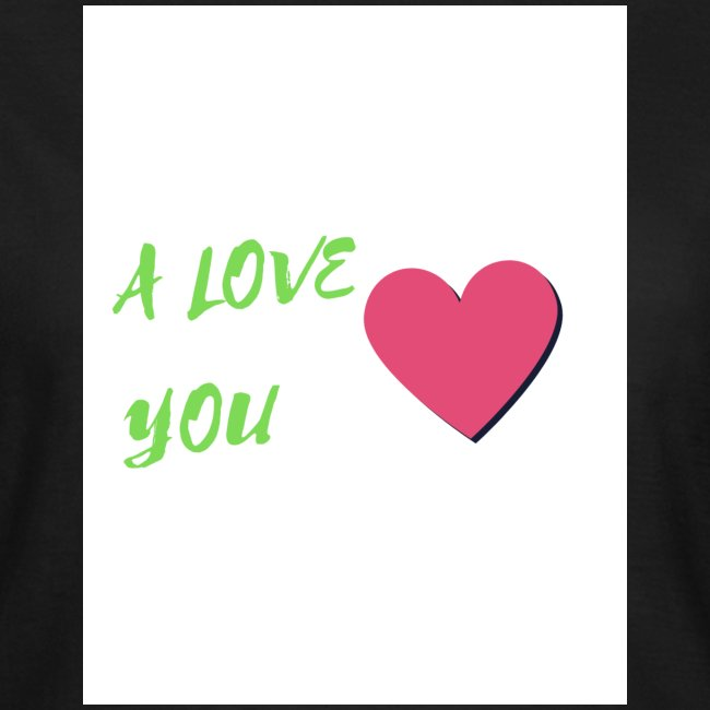 A LOVE YOU VERT