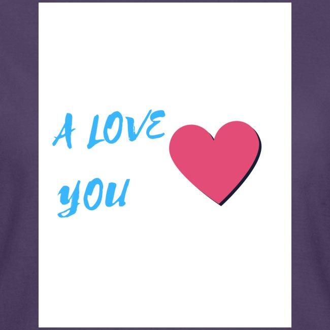 A LOVE YOU BLEU